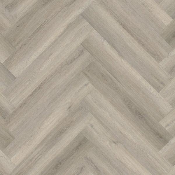 pvc visgraat Yup Herringbone Dryback Grey
