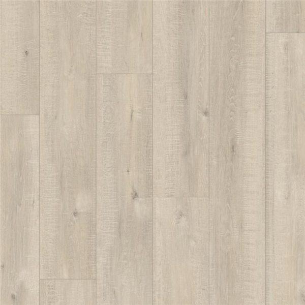 laminaat hout Beige Eik Met Zaagsneden