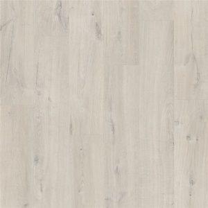pvc houten vloeren Quick Step Katoen Eik Wit Blos