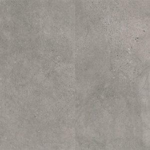 pvc tegel vloeren Chelsea Dryback Light Grey
