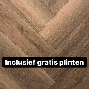 laminaat visgraat vloeren Marquant Eiken Licht Bruin