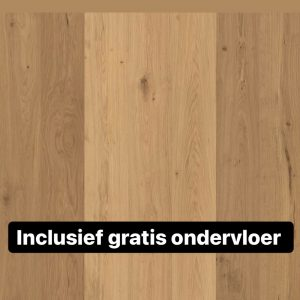 parket hout Venice Rustiek Naturel Geolied