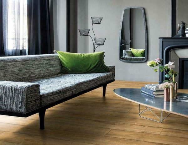 pvc houten vloeren lumpur oak click 124826