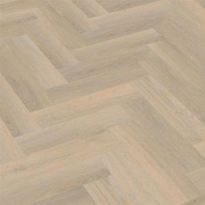 PVC Floor Life Yup Herringbone Small Dryback Beige