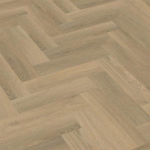 PVC Floor Life Yup Herringbone Small Dryback Naturel