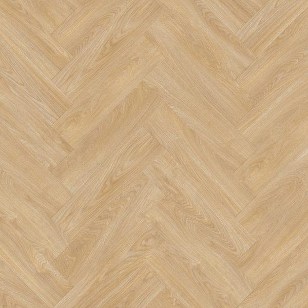 pvc visgraat vloer Moduelo Parquetry Laurel Oak 51282 Dryback