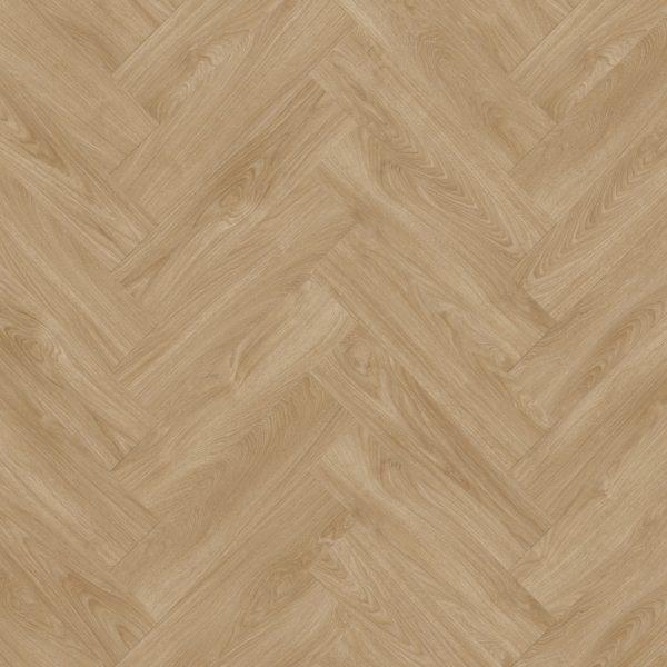 pvc visgraat vloer Moduelo Parquetry Laurel Oak 51824 Dryback