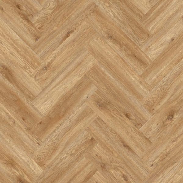 pvc visgraat vloer Moduelo Parquetry Sierra Oak 58346 Dryback