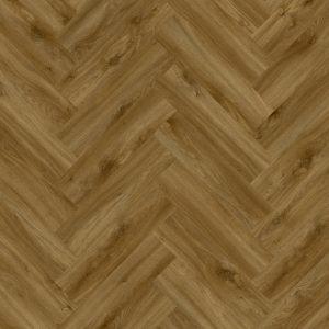 pvc visgraat vloer Moduelo Parquetry Sierra Oak 58876 Dryback