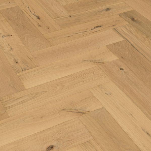 Floor Life Parket Visgraat vloer Reseda Visgraat Rustiek Blank